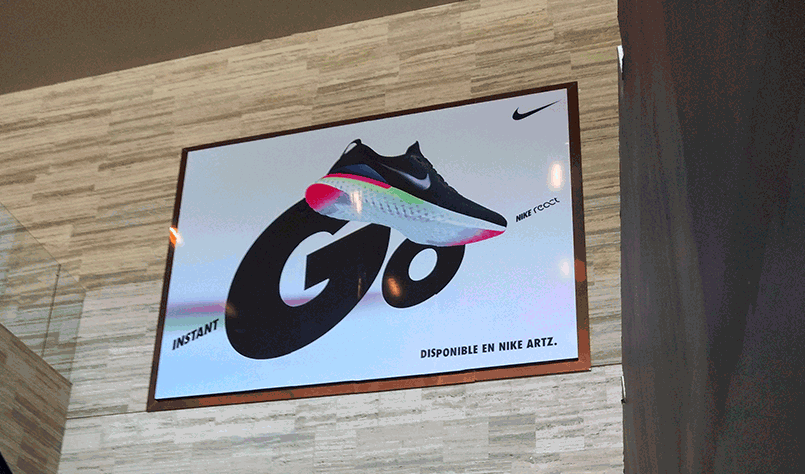 Vinil Brillante Nike