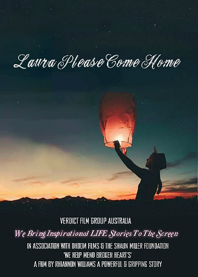 LAURA COME HOME - POSTER.jpg