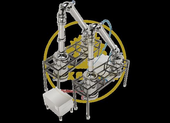 Dual SRS-30B-4 Turn-key