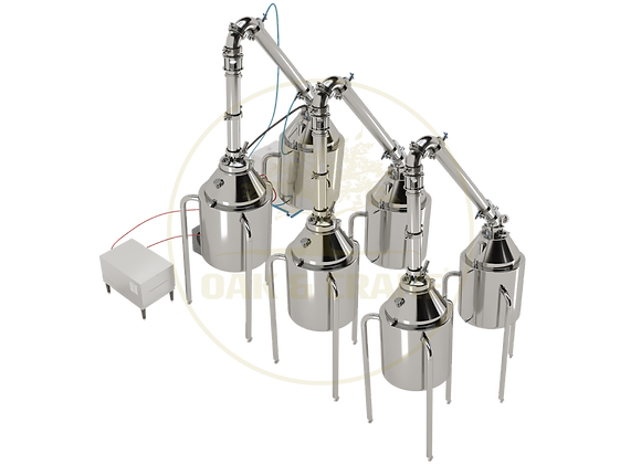 Triple SRS-120B-4 Turn-key