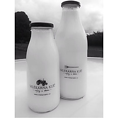 Čerstvé kravské mléko