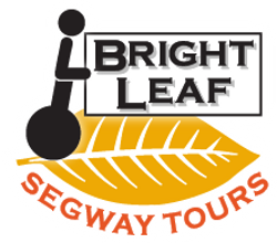 Bright Leaf Segway Tours logo