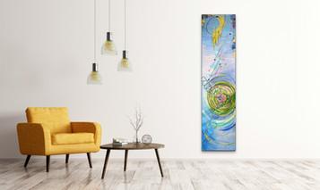 Spiral II by Michelle Dinelle