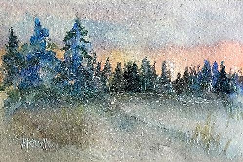 Winter Woodland 3