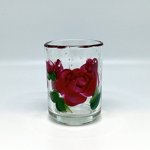 Votive Candles - Red