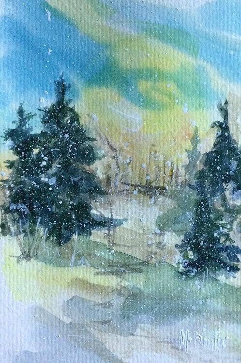 Winter Woodland 7