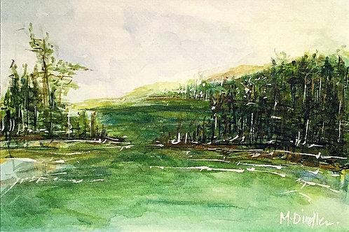 Watercolor No 15