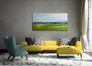 Blue Ridge by Michelle Dinelle