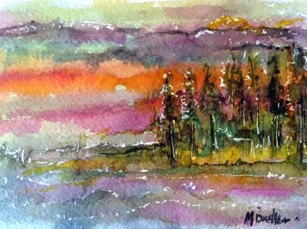 Watercolor No 5