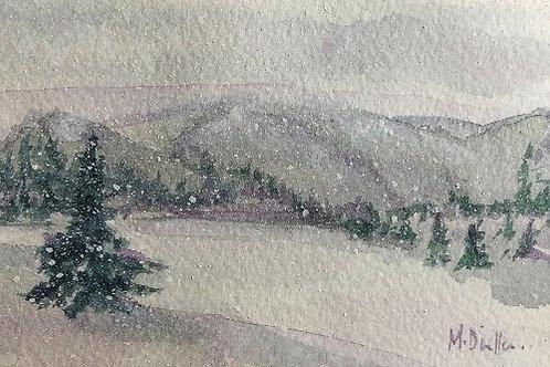 Winter Woodland 10