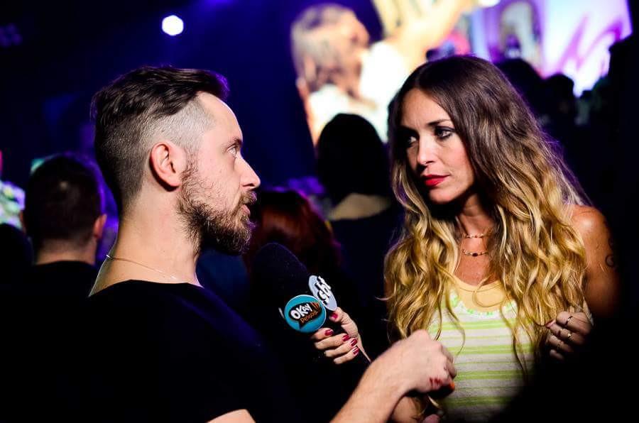 """Entrevista para o programa """"OK Pessoal"""" do SBT sobre a minha carreira e o mercado de arte."""