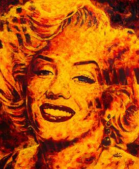 Fire Marilyn#4