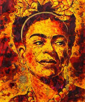 Fire Frida#3