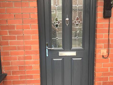 Top Three Composite Doors in Manchester