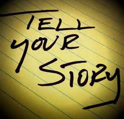 Tell Your Story... Heal Your Heart