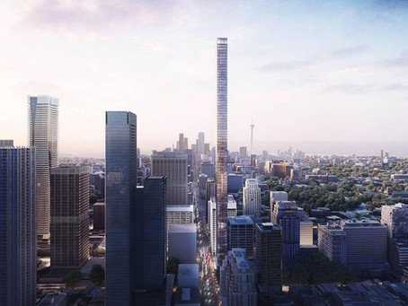 10 new skyscrapers about to transform the Toronto skyline