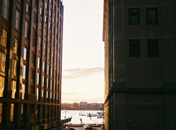 Shining Buildings