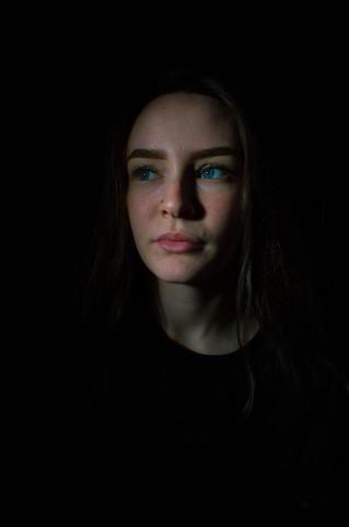 Lili Gaze Portrait
