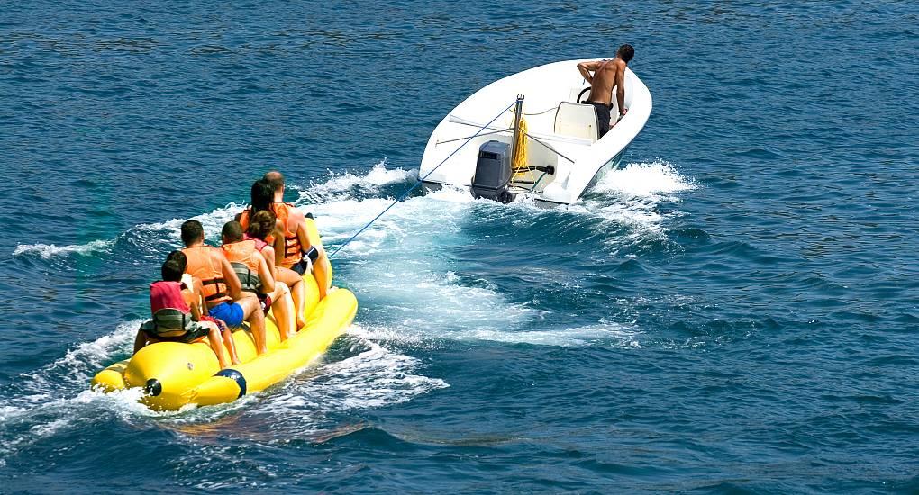 banana boat evjf barcelone