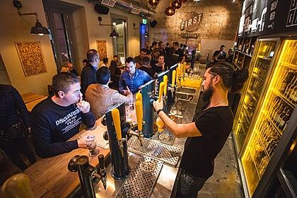 bière evg budapest