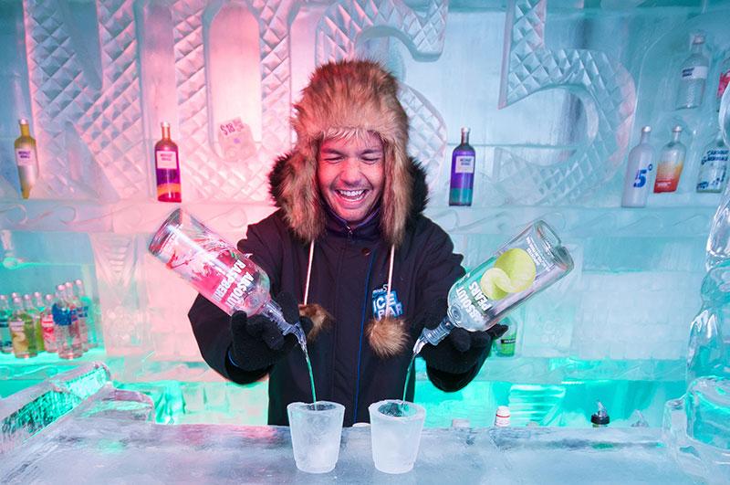 ice bar budapest evg strip club