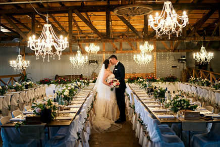 The Woolshed Rustic Wedding
