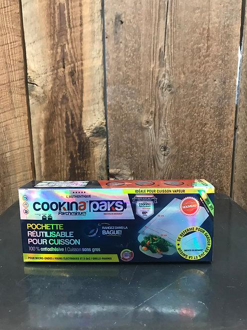 Pochette réutilisable pour cuisson - Coockina
