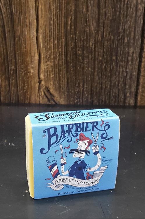 Le Barbier - La Savonnerie des Diligences