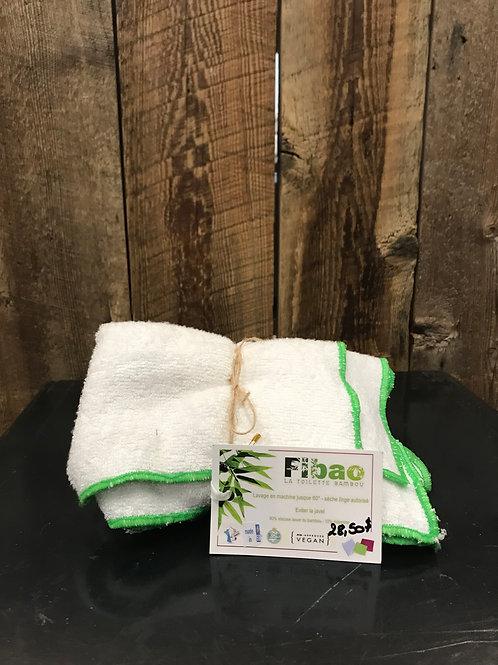 Serviette en bambou - Fibao
