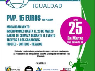 Torneo Solidario 25 de Marzo