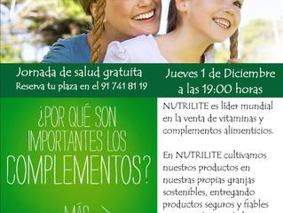 Nuevo convenio de colaboración Club Suanzes-Nutrilite