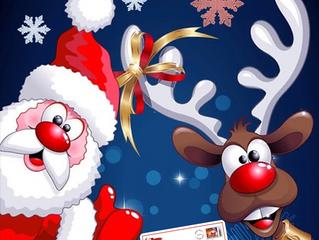 Papa Noel viene a Suanzes!! Preparate