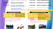 Ya te puedes apuntar a los campus de Verano 2017 en Suanzes!!