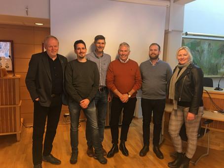 Region Trøndelag Sør ruster seg for periode med vekst i næringsutvikling og bosetting