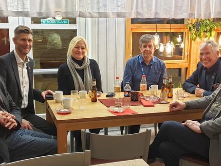 Bygg-vei vedtok mandat for neste periode og sonderte samarbeid med regionrådet Trøndelag Sør
