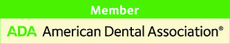 American Dental Association Member Logo