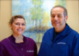 Dr. Ashley Stein Araiza & Dr. Joseph Perri, Bonsall CA