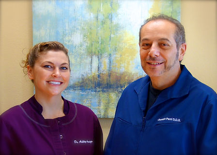 Dr. Ashley Stein Araiza & Dr. Joseph Perri, Bonsall CA