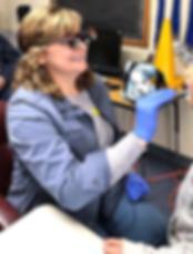 Dr. Araiza Volunteering for Fallbrook Smiles Project