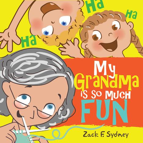 My GrandMa Is So Much Fun
