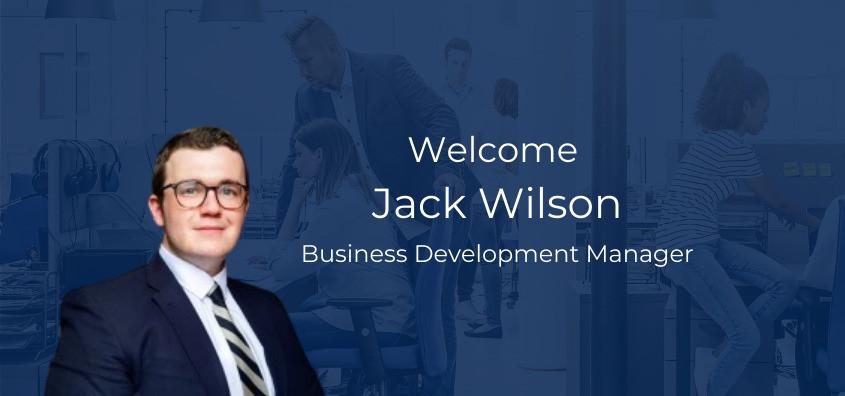 Jack Wilson Business Development Manager