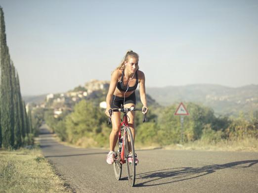Recorrido ciclista al DESNUDO en Guadalajara