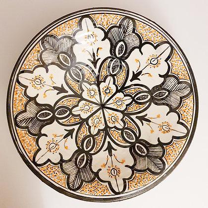marokkansk fat keramikk