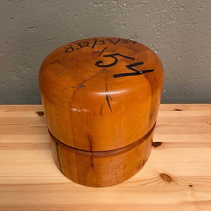 Hattemaker form str 54 hatteblock hatteform modist