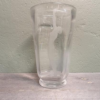 Vicke Lindstrand vase fra Orrefors