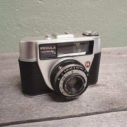 King Regula Sprinty C 35mm kamera