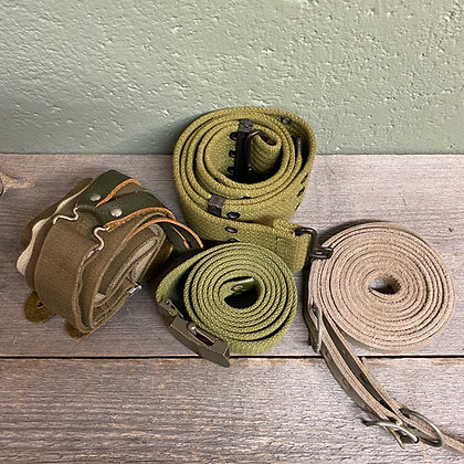 Militært belte/stropp