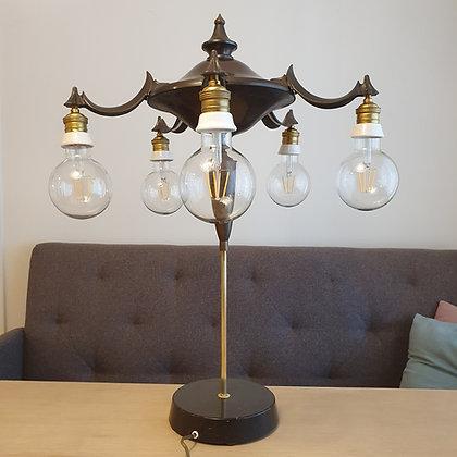 Unik redesignet lampe gotisk Kraftverk design