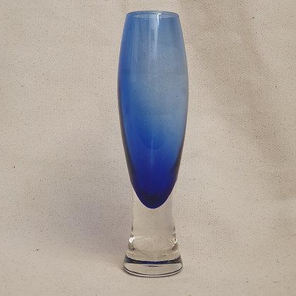 Hadeland tulipanvase 24 cm blå