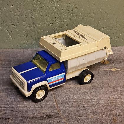 Tonka lekebil med tipp